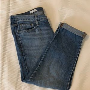 Gap sexy boyfriend jeans!